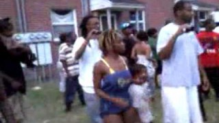 Hood Chicks fight in Valdosta Ga