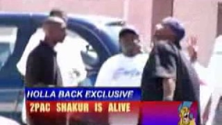 Video of Tupac ALIVE IN CUBA