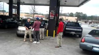 Fight at QT in Decatur