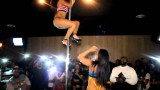 Spyda & Magic Stripper Show (HOT)